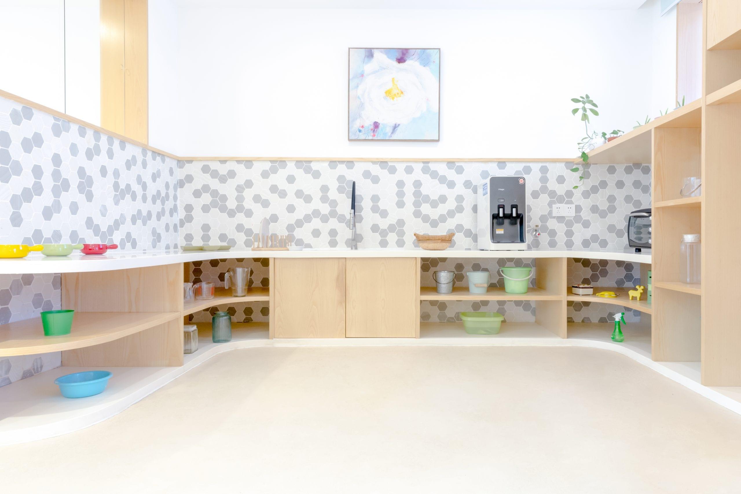 Montessori Kindergarten 1st