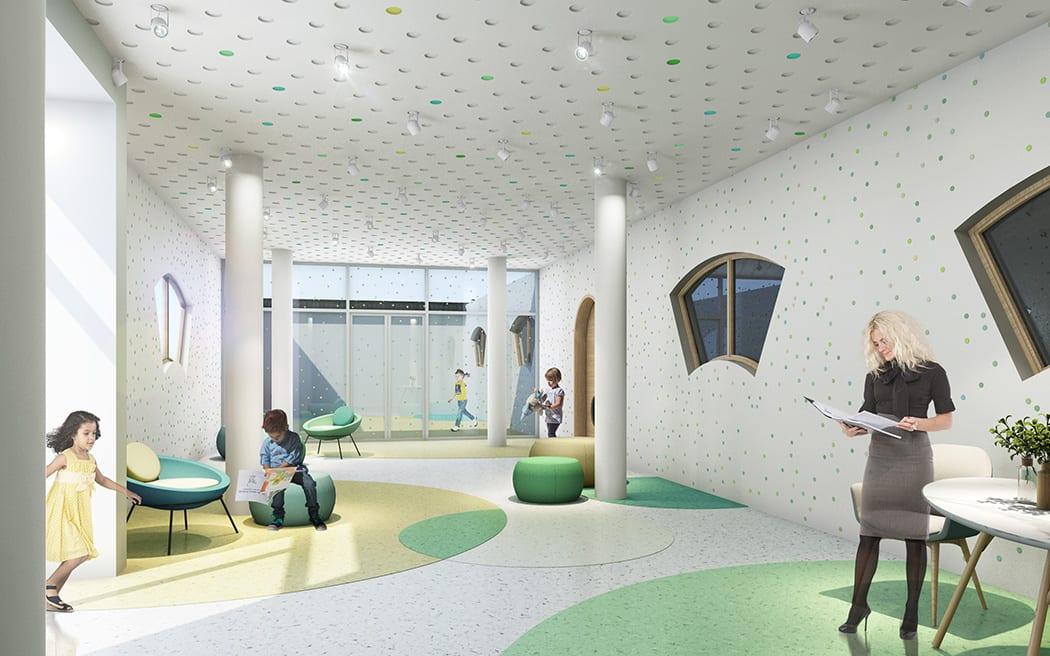 Jolly Center for Children's Development · Nursery 5