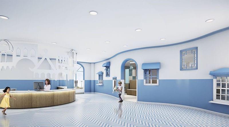 Jolly Center for Children's Development · Nursery