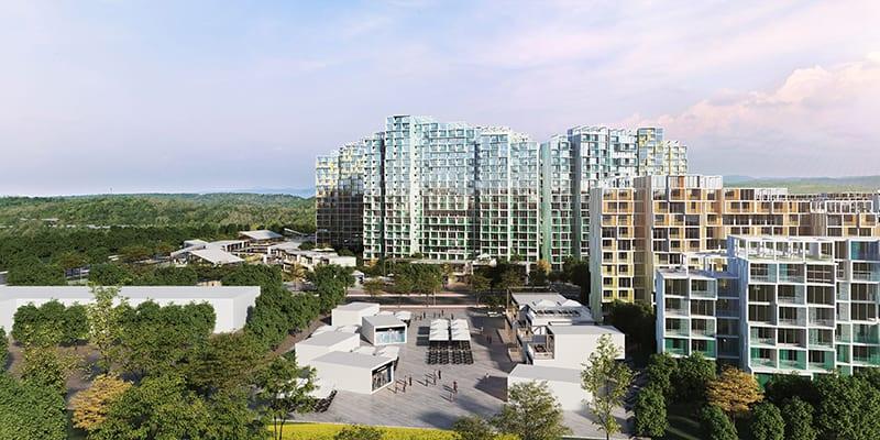 Jinyu West Garden Residential 3