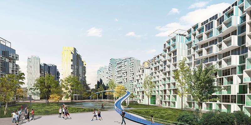 Jinyu West Garden Residential 4