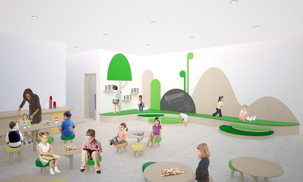 Jolly Center for Children's Development-Amusement Park 1