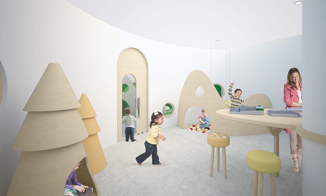 Jolly Center for Children's Development-Amusement Park 4