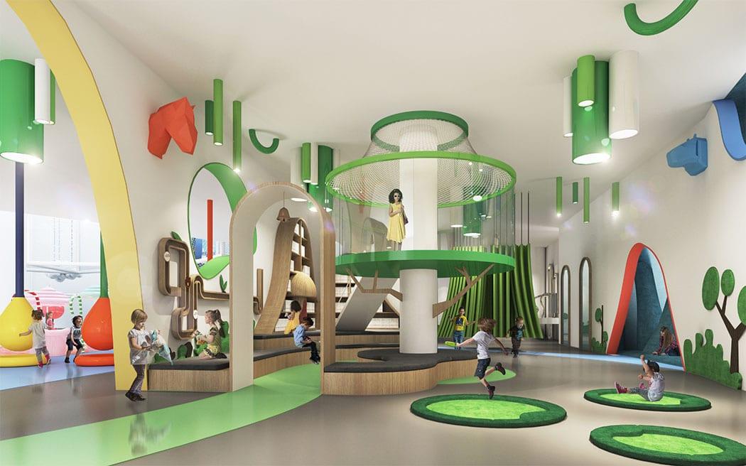 Jolly Center for Children's Development-Amusement Park 7