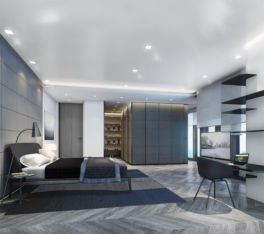 Kunlun Apartment Beijing 4