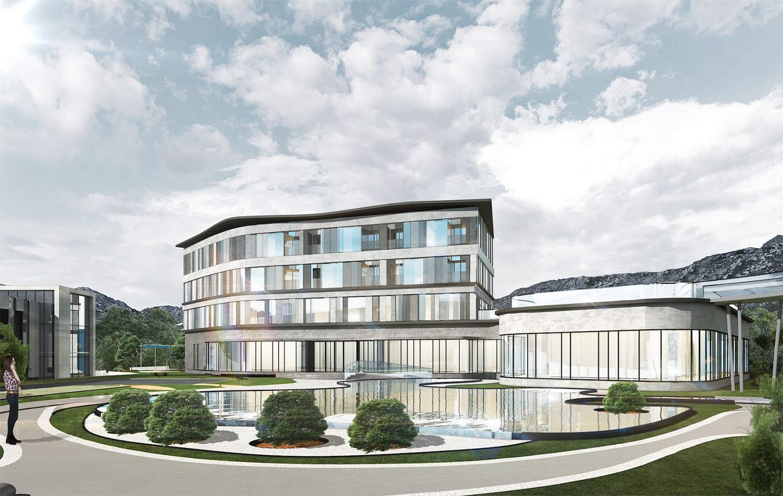 Shuangye Technology Center Dalian 2